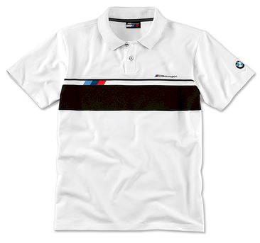 BMW M Motorsport Polo Shirt, Mens