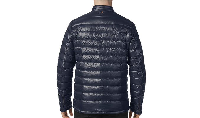 BMW soft down jacket, men