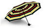 MINI Striped Foldable Umbrella