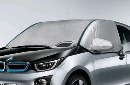 BMW Genuine i3 Climate Protection Cover For Windscreen / Windows