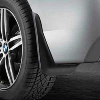 BMW Genuine Front Mud Flaps Splash Guards Set