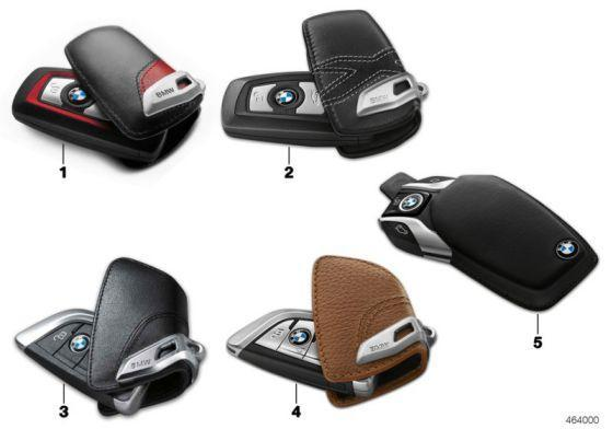 BMW Genuine OE xLine Logo Remote Control Key Fob Cover Case