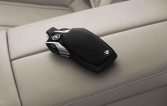 BMW Genuine OE Emblem Logo Display Key Holder Fob Cover Case