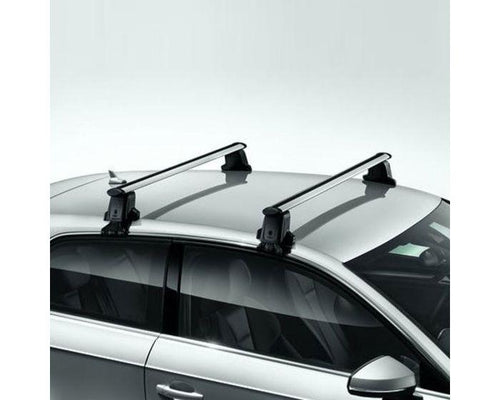 Audi A3, S3 and Audi RS 3 Sportback Roof Bars for Vehicles Without Roof Rails