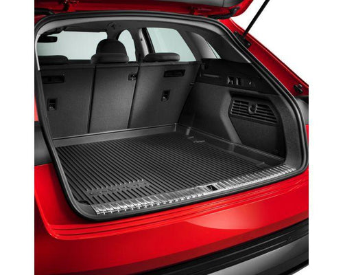 Audi e-tron Luggage compartment shell anthracite