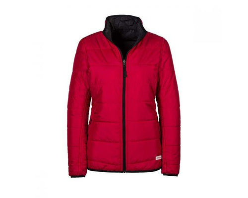 Audi Sport Women's Quilted Reversible Jacket