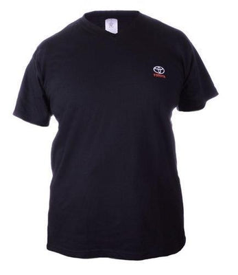 Genuine Toyota Black T-Shirt Medium GBNGAFBTM212L
