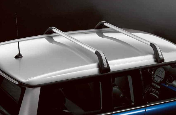 MINI Genuine Roof Rack Carrier Bar End Covering Cap Insert