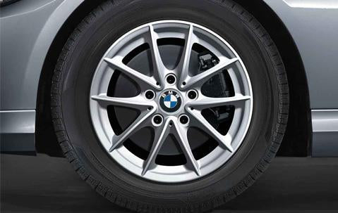 "BMW Genuine Alloy Wheel 16"" V-Spoke 360 Rim"