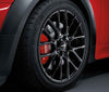 "MINI Genuine JCW 17"" Alloy Wheel Cross-Spoke Challenge R112 Black"