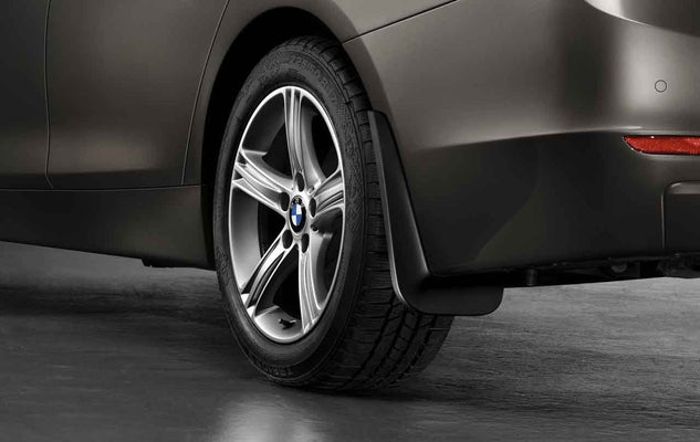 BMW Genuine Mud Flaps Guards Set Front