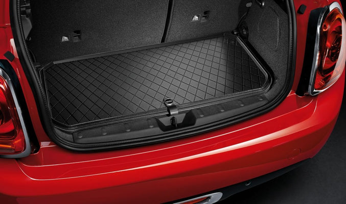 MINI Genuine Fitted Luggage Compartment Boot Mat Protector