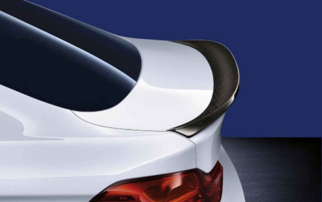 BMW Genuine M Performance Rear Carbon Spoiler