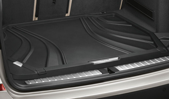 BMW Genuine Fitted Luggage Compartment Boot Liner Mat