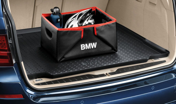 BMW Genuine Tailored Car Boot Mat