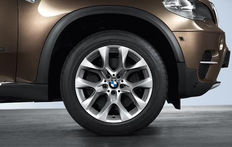 "1x BMW Genuine Alloy Wheel 19"" Star-Spoke 334 Rim"
