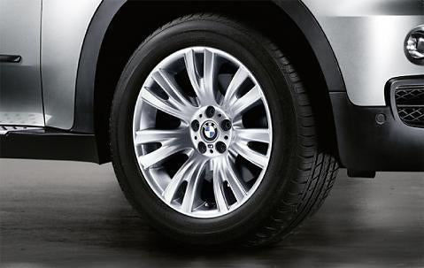 "1x BMW Genuine Alloy Wheel 19"" V-Spoke 223 Front Rim"