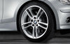 "1x BMW Genuine Alloy Wheel 18"" M Double-Spoke 261 Rear"
