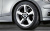 "1x BMW Genuine Alloy Wheel 17"" Star-Spoke 256 Rim"