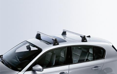 BMW Aluminium Alu Lockable Roof Bars Rack