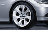 "1xBMW Genuine Alloy Wheel 18"" Ellipsoid Spoke 162 Front"