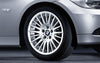 "1x BMW Genuine Alloy Wheel 17"" Radial-Spoke 160 Rim"