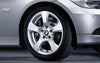 "1x BMW Genuine Alloy Wheel 17"" Star-Spoke 157 Rim"