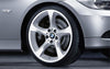"1x BMW Genuine Alloy Wheel 19"" Star-Spoke 230 Front Rim"
