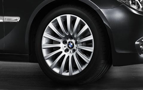 "BMW Alloy Wheel 19"" Multi-Spoke 235 Rear Rim 5/7 Series"