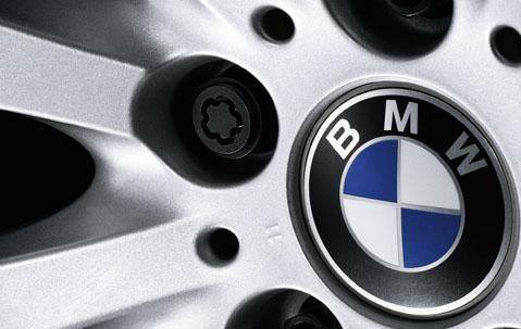 BMW Genuine Locking Wheel Bolts Locks Set