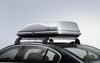 BMW Genuine Roof Box Luggage Cargo Storage 350 Litres Silver