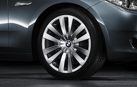 "1x BMW Genuine Alloy Wheel 20"" Double-Spoke 253 Front"