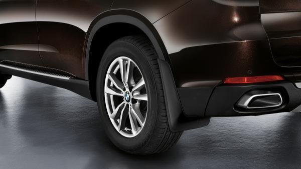 BMW Genuine Mud Flaps Guards Set Rear
