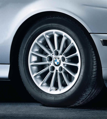 "BMW Genuine Alloy Wheel 16"" Radial Spoke 48 Rim"