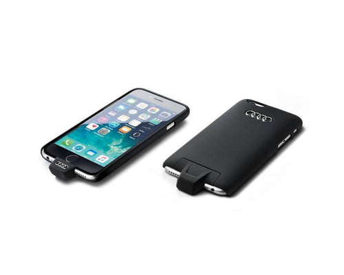 Audi Qi Wireless Charging Cover iPhone 6/6s