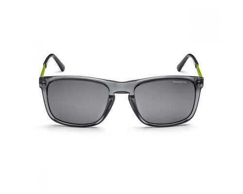 Audi quattro Grey and Green Sunglasses