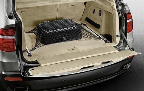 BMW Genuine Boot Trunk Floor Luggage Cargo Safety Net