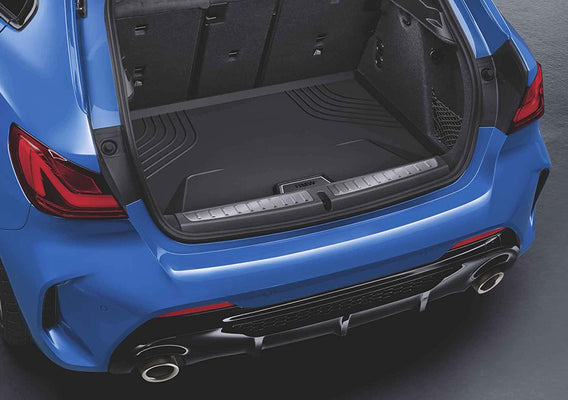 Fitted Luggage Compartment Boot mat for the new 1 series F40