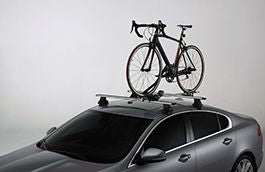 Jaguar Wheel Mounted Roof Cycle Carrier