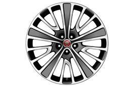 "Jaguar Alloy Wheel 20"" Maroa, Front"