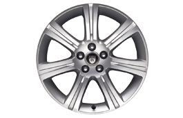 "Jaguar Alloy Wheel 18"" Venus, Front"
