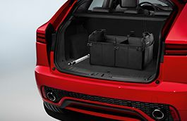 Jaguar Collapsible Organiser