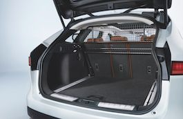 Jaguar Luggage Partition Half Height