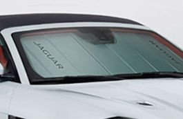 Jaguar Windscreen UV Sunshade