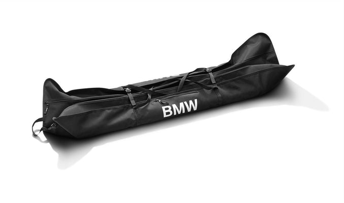 BMW Genuine Lettering Logo Roof Bars Rails Rack Carrier