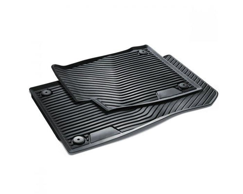 Audi Front Rubber Car Mats for Audi A3 Models