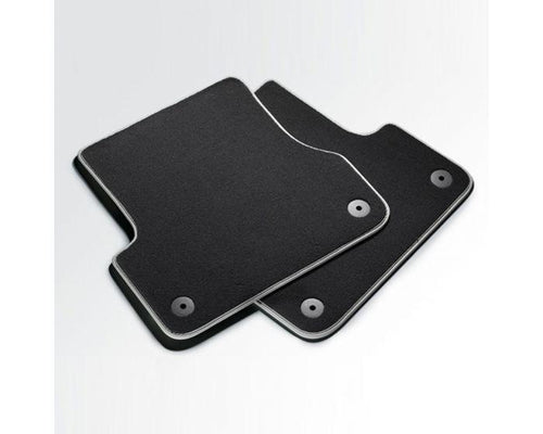 Audi Front and Rear Premium Textile Car Mats for all Audi A3 Models