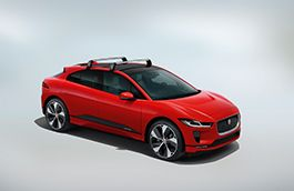 Jaguar Roof Cross Bars