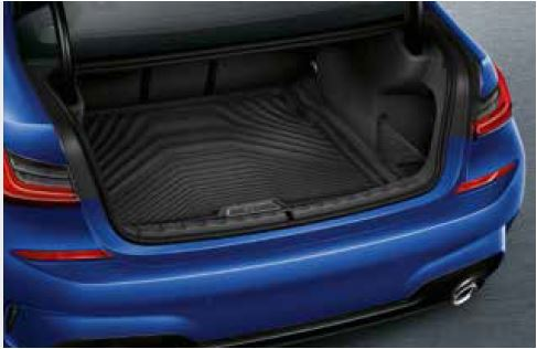 Mat Protection Pack for 3 Series Saloon G20