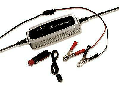 Mercedes Benz Battery Trickle Charger Genuine for All Mercedes Models